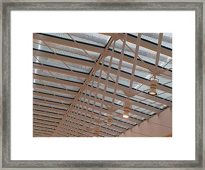 Ribs Framed Print by James Granberry