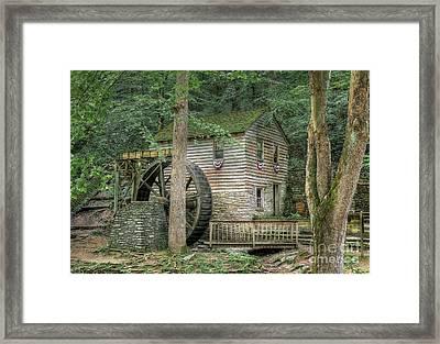 Rice Grist Mill 2017 Framed Print