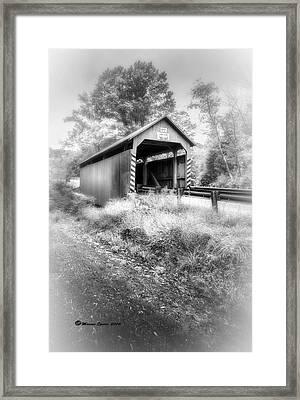 Johnson No 28 Framed Print by Marvin Spates