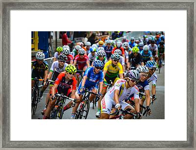 Richmond 2015 Framed Print