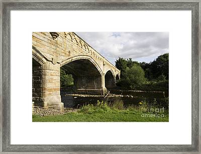 Richmond Bridge Framed Print