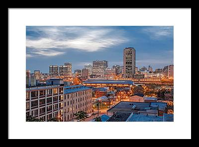 Richmond Va Framed Prints