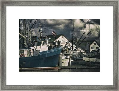Richmond Framed Print by Stuart Deacon