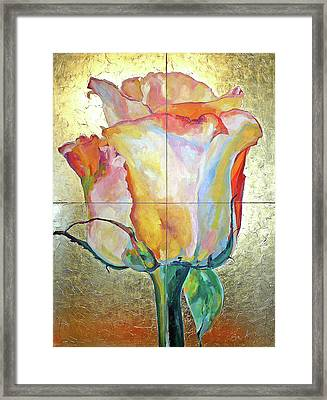 Richness Framed Print
