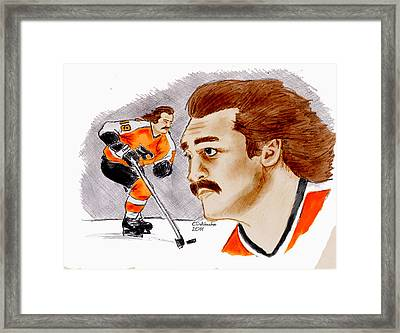Rick Macleish - Color Framed Print