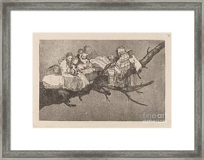 Ridiculous Folly Framed Print by Celestial Images