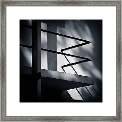Rietveld Schroderhuis Framed Print