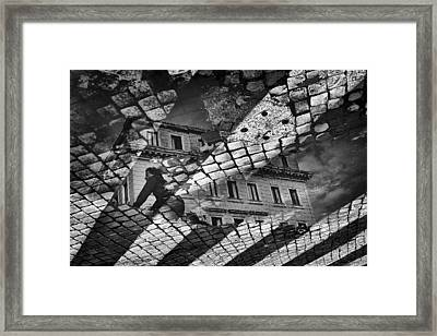 Riflesso Framed Print by Antonio Grambone