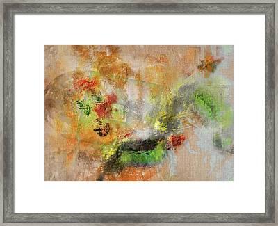 Rigor Framed Print by Monroe Snook