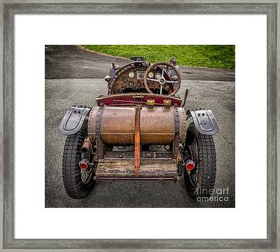 Riley Special 1929 Framed Print by Adrian Evans