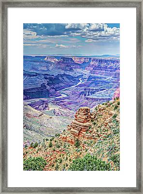 Rim Shot Framed Print by Mark Dunton