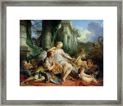 Rinaldo And Armida Framed Print