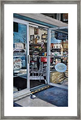 Rinky Tinks Framed Print