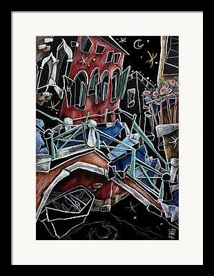 Biennale 2013 Framed Prints