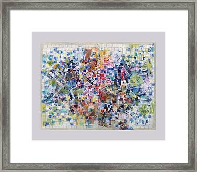Rio Framed Print by Gloria Von Sperling