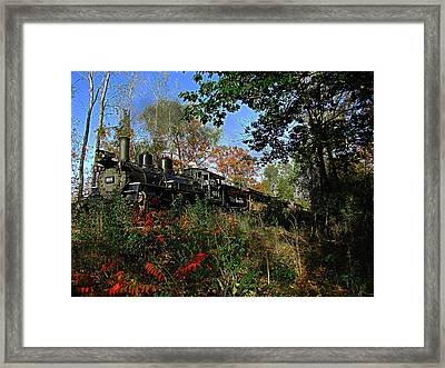 Rio Grande 464 Framed Print by Scott Hovind