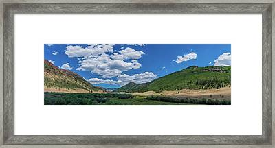 Rio Grande Headwaters #3 Framed Print