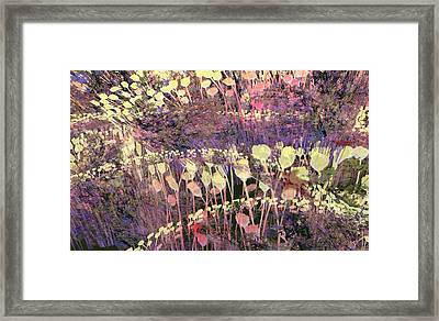 Riotous Spring Framed Print by Thomas Smith