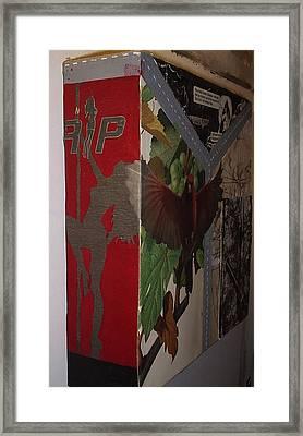 R.i.p. Framed Print