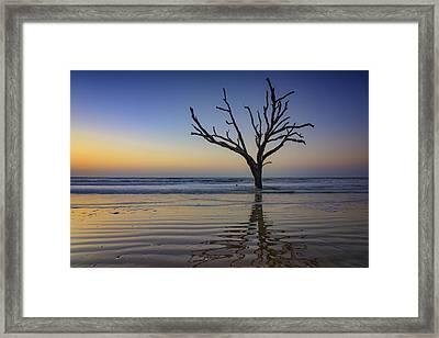Ripples - Botany Bay Plantation Framed Print