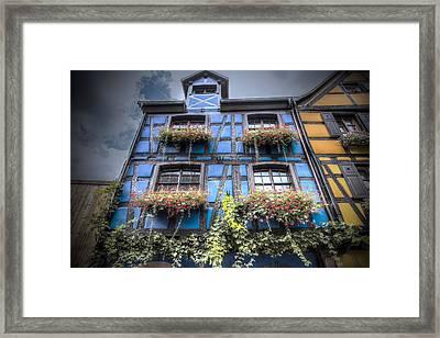 Riquewihr, Alsace Framed Print