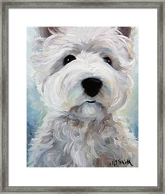 Rise And Shine Framed Print by Mary Sparrow