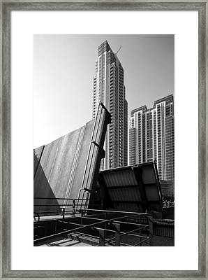 Rise Framed Print by Jan Rockar