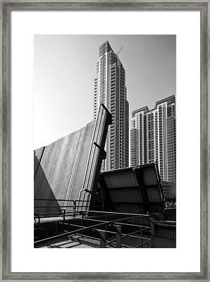 Rise Framed Print by Jan Rockar