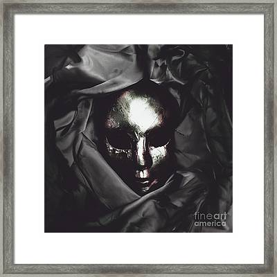 Rise Of The Dead Pharoah Framed Print
