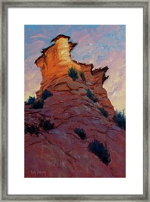 Rise Up 16x12 Framed Print by Cody DeLong