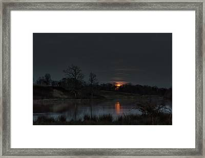 Framed Print featuring the photograph Risen by Norman Peay
