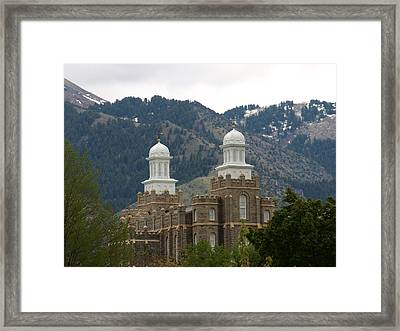 Rising Forth Framed Print