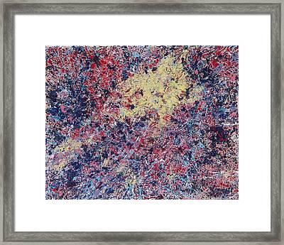 Rising Phoenix Framed Print