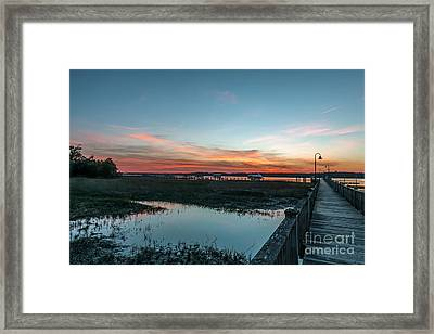 Rising Tide Framed Print by Dale Powell