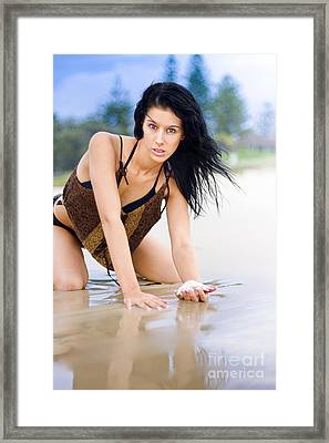Rising Tide  Framed Print by Jorgo Photography - Wall Art Gallery
