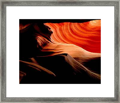 Rising To Jesus.. Framed Print by Al  Swasey