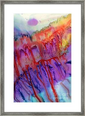 Rising Up Framed Print by Addie Hocynec