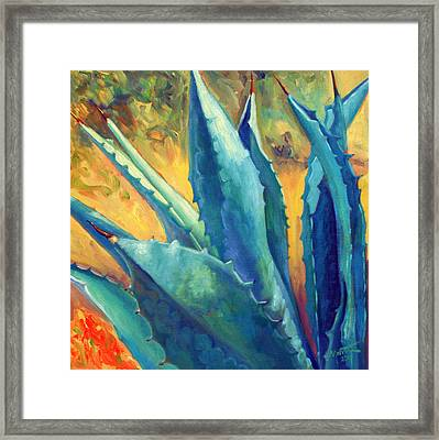 Rising Up Framed Print by Athena  Mantle