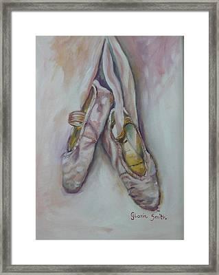 Rita's Dance Framed Print by Gloria Smith