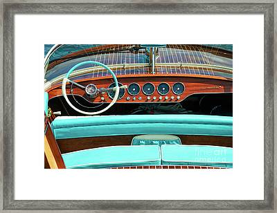 Riva Super Ariston Framed Print by Tim Gainey