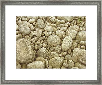 River Carpet Framed Print by JAMART Photography