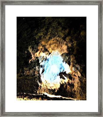 River Dance Framed Print by SeVen Sumet