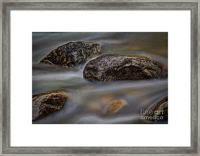 River Magic 2 Framed Print