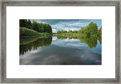 River Of Dreams. Sedniv, 2015. Framed Print