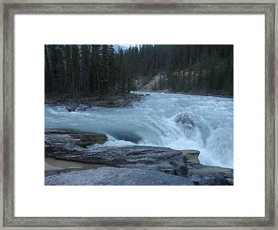 River Spirit Framed Print