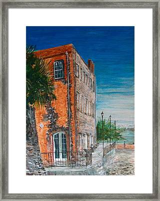 River Street Framed Print by Pete Maier