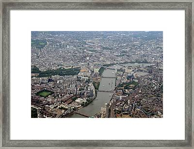 River Thames Framed Print by Graham Taylor