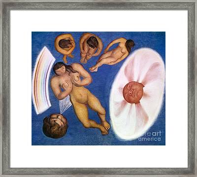 Rivera: Nudes Framed Print