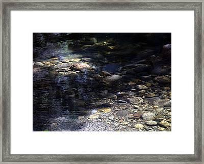 Riverbottom Framed Print by Chris Gudger