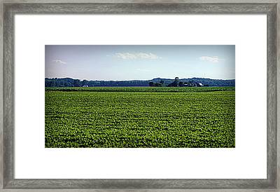 Riverbottom Farms Framed Print